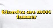 funny-humor-blond-blonde-joke-shirt-cute-tee-top-t-women-s-t-shirts-womens-premium-t-shirt